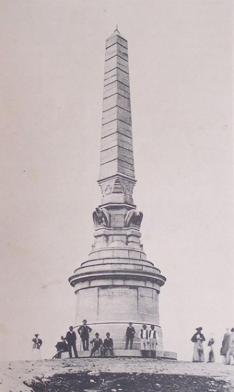 zobor_1896_millennium_monument